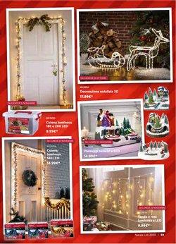 Offerte di Decorazioni di Natale a Lidl
