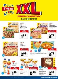 Offerte di Pizza a Lidl