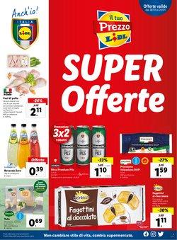 Offerte Iper Supermercati nella volantino di Lidl a Santa Teresa di Riva ( Per altri 2 giorni )