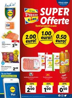 Offerte Iper Supermercati nella volantino di Lidl a Cherasco ( Pubblicato oggi )