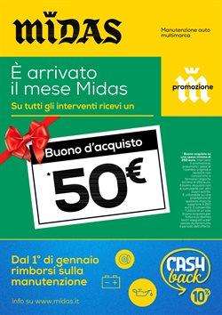 Offerte Auto, Moto e Ricambi nella volantino di Midas a Udine (Udine) ( Per altri 26 giorni )