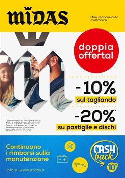 Offerte Auto, Moto e Ricambi nella volantino di Midas a Padova ( Scade domani )