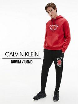 Offerte di Grandi Firme nella volantino di Calvin Klein ( Per altri 27 giorni)