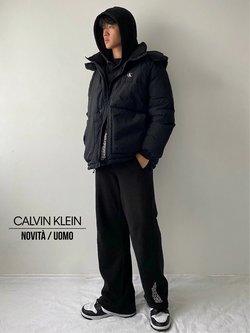 Offerte di Grandi Firme nella volantino di Calvin Klein ( Pubblicato oggi)
