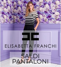 Catalogo Elisabetta Franchi ( Pubblicato ieri)