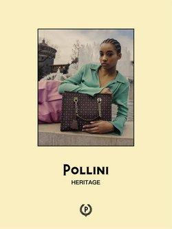 Offerte di Grandi Firme nella volantino di Pollini ( Per altri 15 giorni)