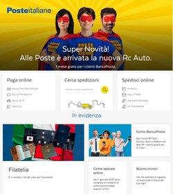 Catalogo Poste Italiane ( Più di un mese)