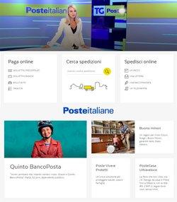 Offerte di Banche e Assicurazioni nella volantino di Poste Italiane ( Per altri 17 giorni)