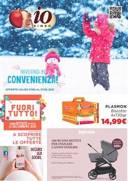 Offerte Infanzia e Giocattoli nella volantino di Io Bimbo a Casoria ( 3  gg pubblicati )