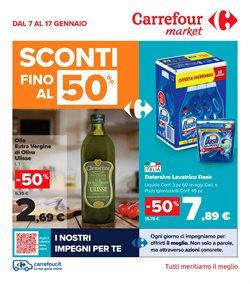 Catalogo Carrefour Market a Legnano ( Scade oggi )