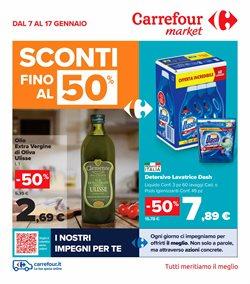 Offerte Iper Supermercati nella volantino di Carrefour Market a Olgiate Olona ( Scade oggi )