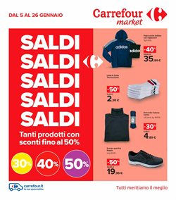 Catalogo Carrefour Market a Lissone ( Scade oggi )