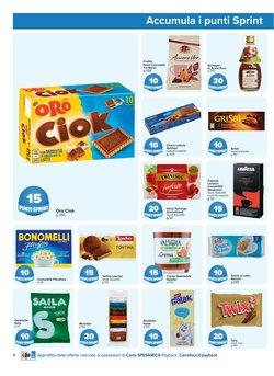Offerte di Biscotti al cioccolato a Carrefour Market