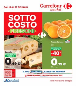Offerte Iper Supermercati nella volantino di Carrefour Market a Avellino ( Per altri 8 giorni )