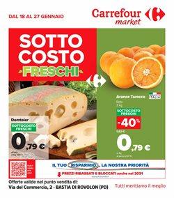 Catalogo Carrefour Market a Padova ( Per altri 6 giorni )