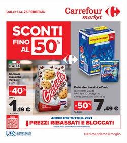 Offerte Iper Supermercati nella volantino di Carrefour Market a San Giuliano Milanese ( Scade oggi )