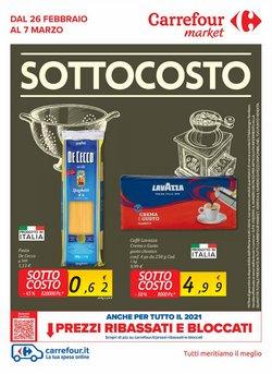Offerte Iper Supermercati nella volantino di Carrefour Market a Torino ( Per altri 7 giorni )