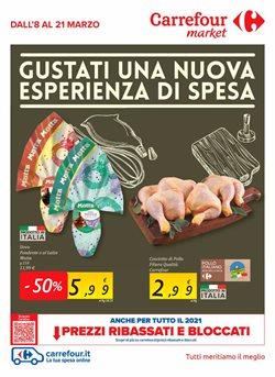 Offerte Iper Supermercati nella volantino di Carrefour Market a Napoli ( 3  gg pubblicati )