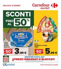 Catalogo Carrefour Market ( Pubblicato ieri )