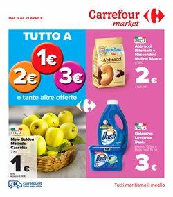 Offerte Iper Supermercati nella volantino di Carrefour Market a Lissone ( Per altri 5 giorni )