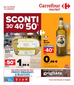 Catalogo Carrefour Market ( Pubblicato oggi )