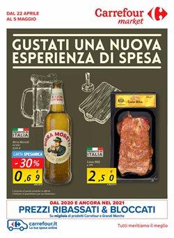 Catalogo Carrefour Market a Torino ( Pubblicato oggi )