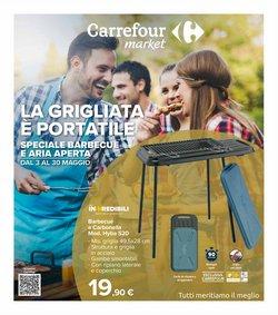Offerte di saldi nella volantino di Carrefour Market ( Per altri 24 giorni)