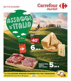Offerte di Carrefour Market nella volantino di Carrefour Market ( Per altri 6 giorni)