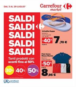 Offerte di Tutto per la casa e Arredamento nella volantino di Carrefour Market ( Per altri 2 giorni)