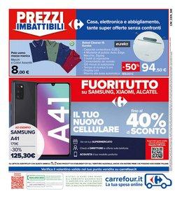 Offerte di Samsung nella volantino di Carrefour Market ( Per altri 12 giorni)