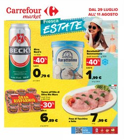Offerte di Iper Supermercati nella volantino di Carrefour Market ( Per altri 14 giorni)