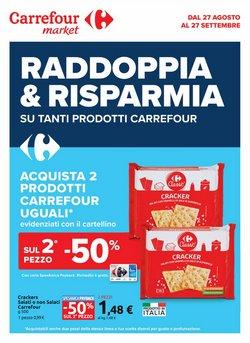 Offerte di Iper Supermercati nella volantino di Carrefour Market ( Per altri 5 giorni)
