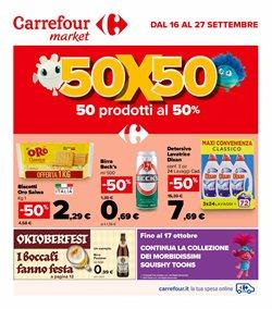 Offerte di Carrefour Market nella volantino di Carrefour Market ( Per altri 8 giorni)