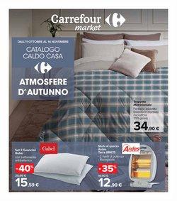 Offerte di Tutto per la casa e Arredamento nella volantino di Carrefour Market ( Per altri 24 giorni)