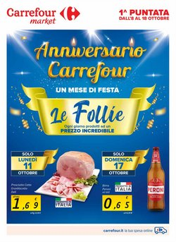 Catalogo Carrefour Market ( Scade oggi)