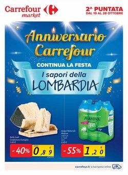 Offerte di Carrefour Market nella volantino di Carrefour Market ( Per altri 5 giorni)