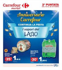 Offerte di Carrefour Market nella volantino di Carrefour Market ( Per altri 9 giorni)