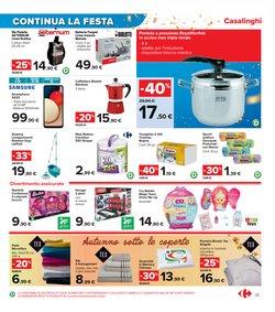 Offerte di Samsung nella volantino di Carrefour Market ( Per altri 7 giorni)