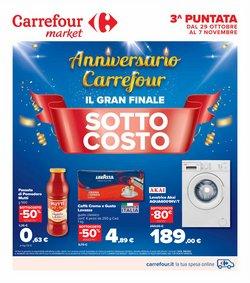 Offerte di stagione nella volantino di Carrefour Market ( Pubblicato ieri)