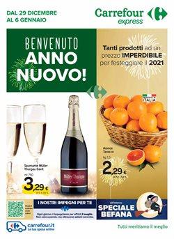 Catalogo Carrefour Express a Sesto San Giovanni ( Scaduto )