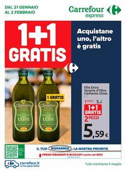 Offerte Iper Supermercati nella volantino di Carrefour Express a Avellino ( Pubblicato oggi )