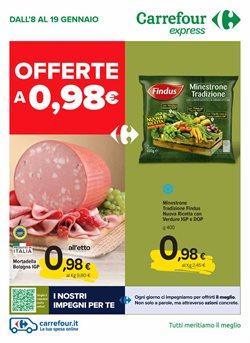 Offerte Iper Supermercati nella volantino di Carrefour Express a Aversa ( 2  gg pubblicati )