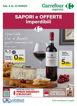 Catalogo Carrefour Express ( Per altri 16 giorni )