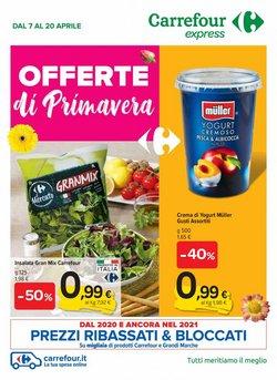 Offerte Iper Supermercati nella volantino di Carrefour Express a Milano ( Scade oggi )