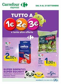 Offerte di Iper Supermercati nella volantino di Carrefour Express ( Per altri 4 giorni)