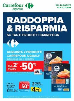 Offerte di Carrefour Express nella volantino di Carrefour Express ( Per altri 19 giorni)