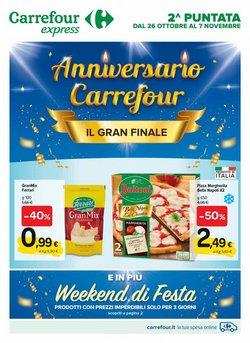 Offerte di Iper Supermercati nella volantino di Carrefour Express ( Per altri 11 giorni)