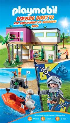 Offerte Infanzia e Giocattoli nella volantino di Playmobil a Terracina ( Più di un mese )