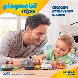 Offerte Infanzia e Giocattoli nella volantino di Playmobil a Sarzana ( Più di un mese )