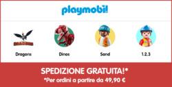 Offerte Playmobil nella volantino di Playmobil a Roma